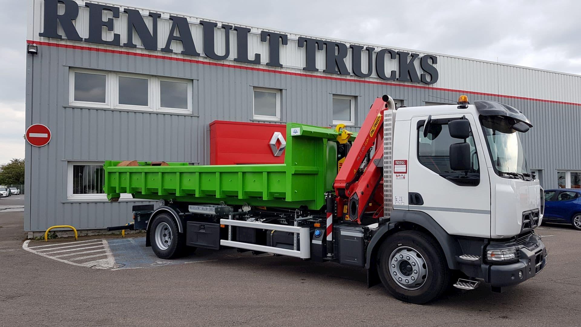 Groupe Renaudeau - Une gamme de camion tout terrain