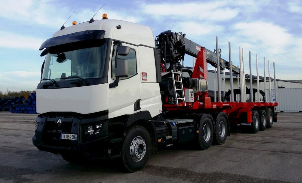 Gamme C Renault Trucks - Camions poids lourd pour le transport, le terrassement, ou les secours