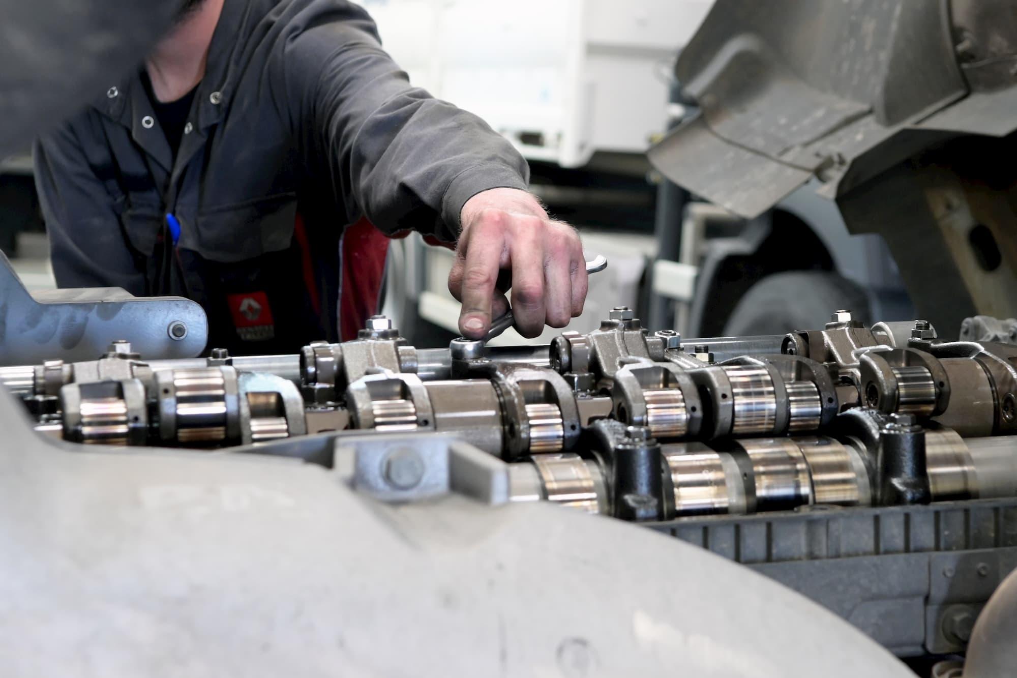 Groupe Renaudeau - Produits de maintenance pour poids lourds