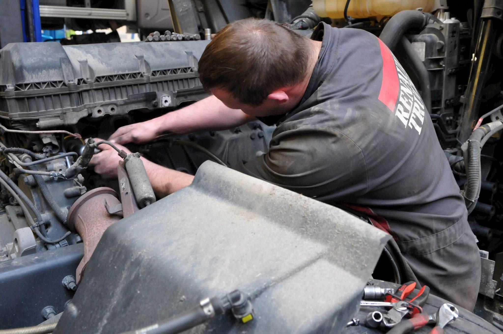 Réparation de camions et de poids lourd Renault Trucks et autres marques