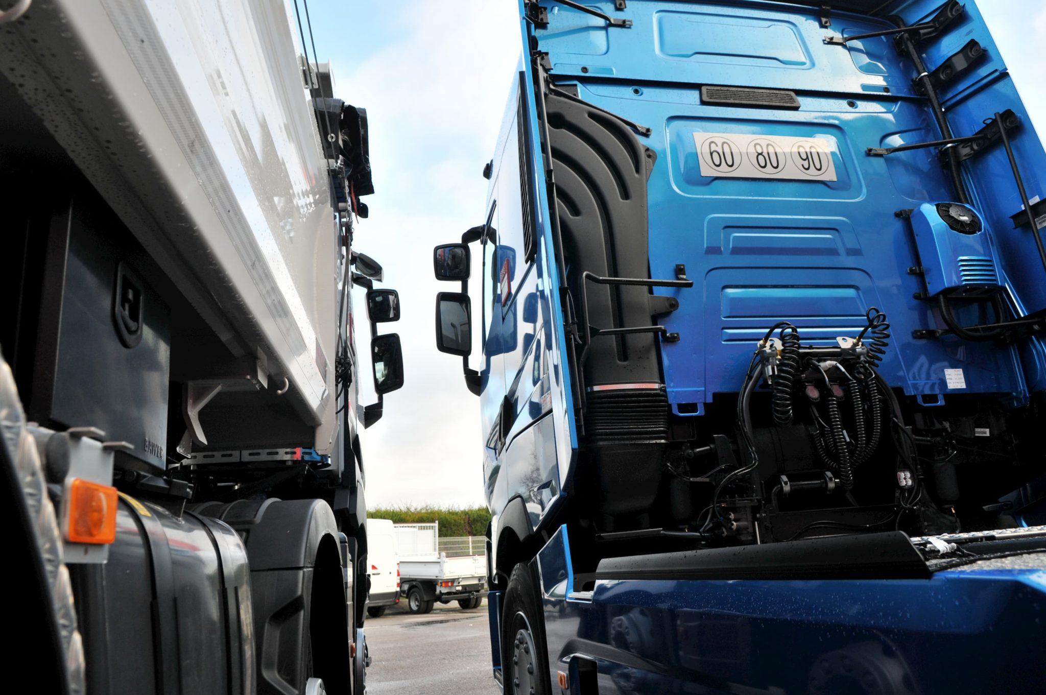 Achat de camion poids lourd neuf Renault Trucks