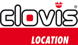 Logo Clovis Location