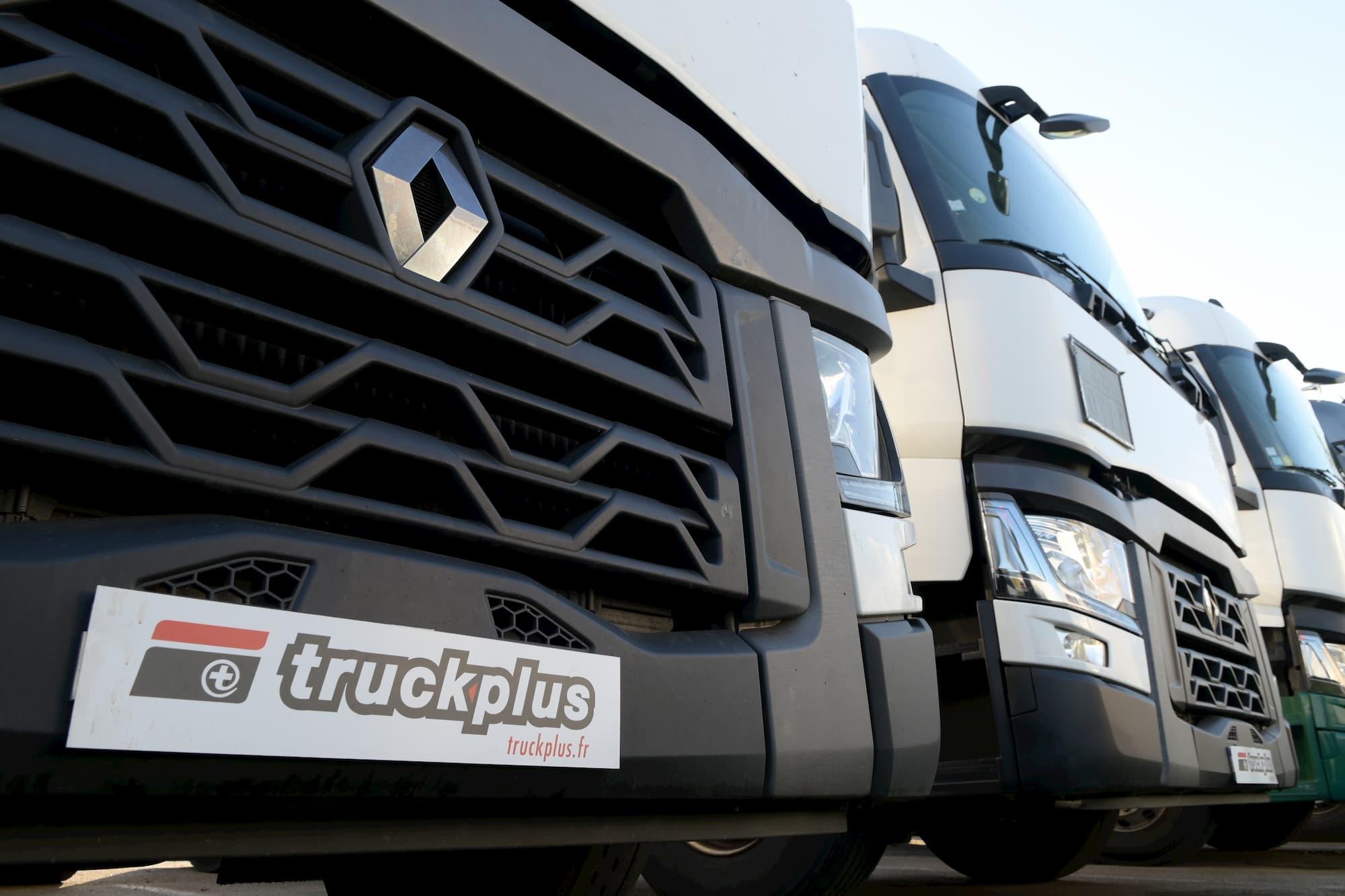 Truckplus, plateforme de vente de véhicules d'occasion