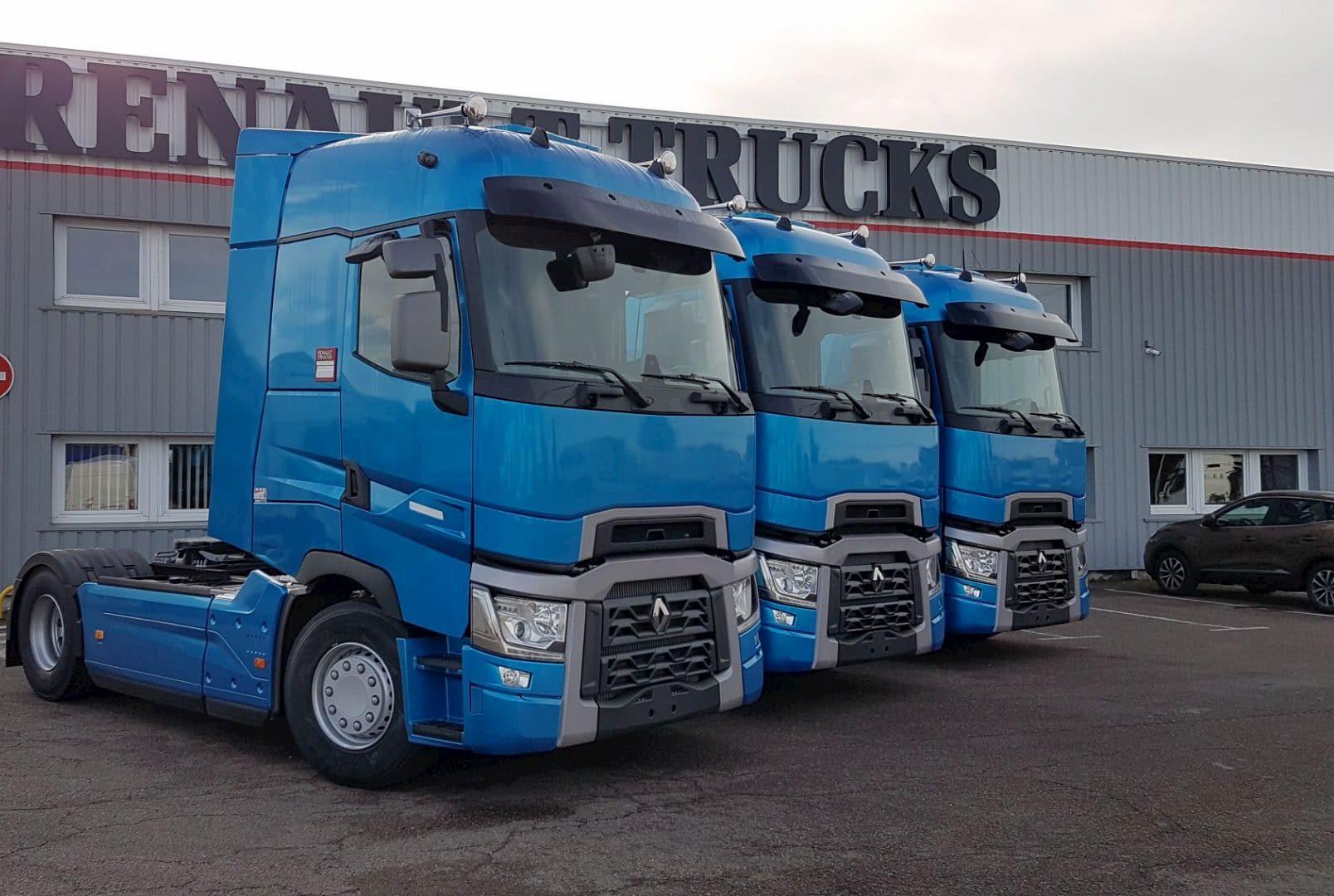 Groupe Renaudeau - Vente de camions poids lourds neufs